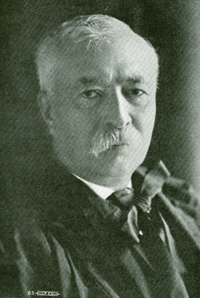 Justice James H. Cartwright, 1919